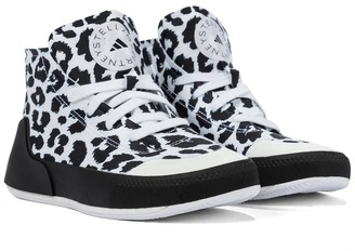 adidas by Stella McCartney Treino recycled printed sneakers