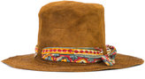 Nick Fouquet - 'Osceola' hat - men - Suede - 57