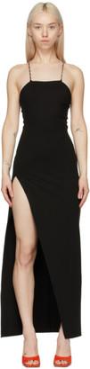 ATTICO Black Fujiko Dress