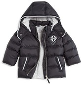 3 Pommes Infant Boys' Faux Fur Lined Puffer Jacket - Sizes 3-24 Months