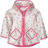 Joules Girls' Cloudy Rain Jacket