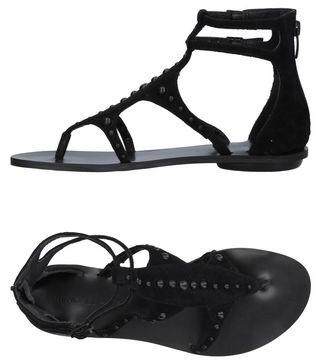 KENDALL + KYLIE Toe strap sandal