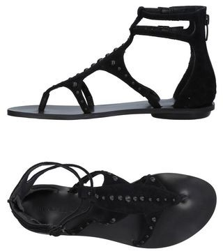 KENDALL + KYLIE Toe strap sandal
