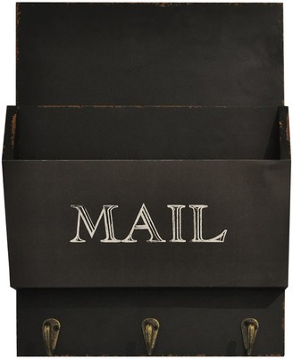 Belle Maison 3-Hook Mail Wall Decor