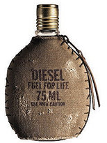 Diesel Fuel For Life Eau de Toilette for Men, 2.5 oz.