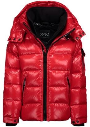 SAM. Glacier Puffer Coat