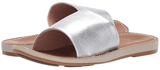 OluKai Nohie 'Olu (Silver/Tan) Women's Shoes