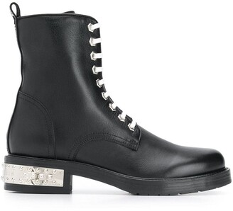 Philipp Plein Statement boots