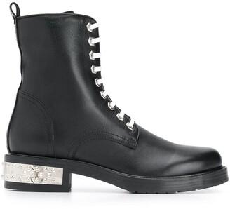 Philipp Plein Statement boots