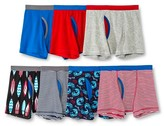 Circo Boys' Surf Boxer Briefs 7pk Red