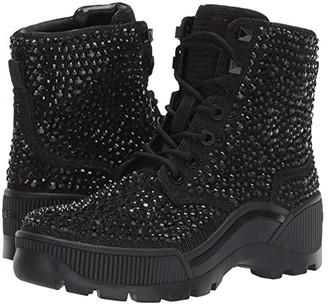 MICHAEL Michael Kors Shane Bootie (Black) Women's Shoes