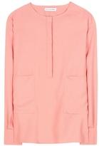 Altuzarra Carnegie silk blouse