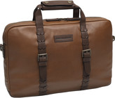 Johnston & Murphy Zip-Top Briefcase