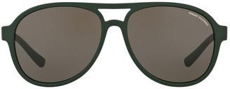 Armani Exchange AX4055SF 407513 Sunglasses