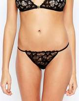 Mimi Holliday Love Heart Thong