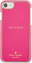 Kate Spade Hold the Phone iPhone 7 Case