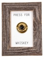 Someday Inc. 'Press For Whiskey' Wall Art