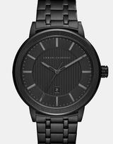 Armani Exchange Maddox Black Analogue Watch