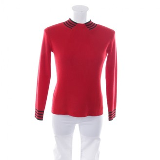 Chinti and Parker Red Cotton Knitwear for Women