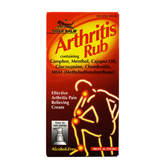Tiger Balm Arthritis Rub Cream by 4oz Cream)