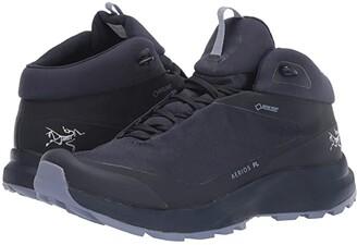 Arc'teryx Aerios FL Mid GTX (Black Sapphire/Binary) Women's Shoes