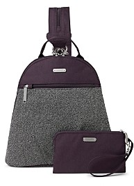 Baggallini Anti Theft Convertible Backpack