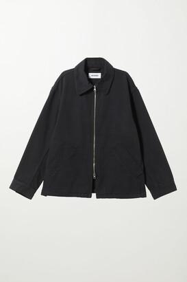 Weekday Tarali Twill Jacket - Black