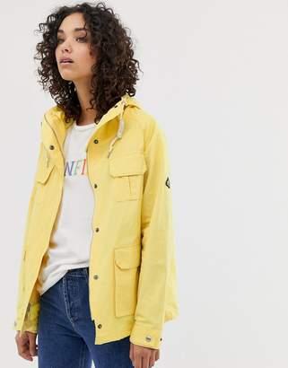 Penfield Vassan ligfhtweight festival parka jacket-Yellow