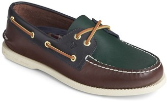 Sperry Authentic Original Tri-Tone Leather Boat Shoe