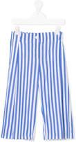 Ermanno Scervino striped straight trousers