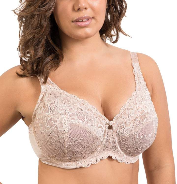 1ba46e272 Unlined Sheer Lace Bra - ShopStyle Canada