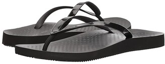Vionic Beach Noosa (Black/Black) Women's Sandals