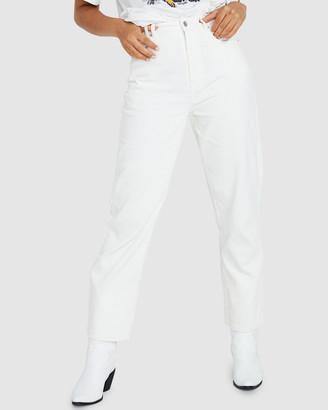 Insight Lily Straight Leg Cord Pants