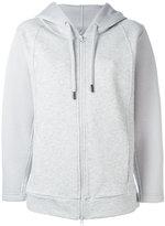 adidas by Stella McCartney Essentials hoodie - women - Cotton - XS