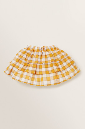 Seed Heritage Gingham Rara Skirt