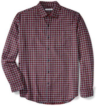 Amazon Essentials Regular-fit Long-Sleeve Flannel Shirt