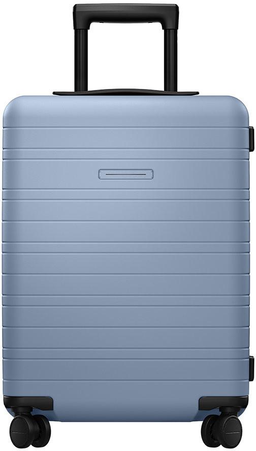Horizn Studios H5 Smart Hard Shell Cabin Suitcase - Blue Vega