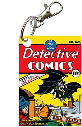 Trend Setters Ltd Key Chains - DC Batman Issue No. 27 Acrylic Key Chain