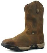 Dan Post Hudson Men Composite Toe Leather Brown Work Boot.