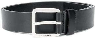 Diesel Engraved-Buckle Belt