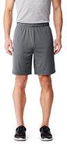 sport Men's Active Training Gym Shorts-Arctic Gray