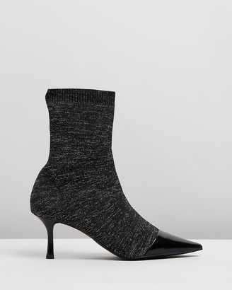 Senso Women's Black Heeled Boots - Qianna - Size One Size, 36 at The Iconic
