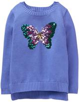 Gymboree Butterfly Sweater