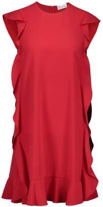 RED Valentino Ruffle short dress