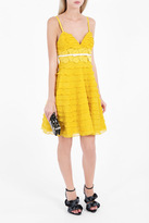 Giambattista Valli Strappy Ruffle Dress