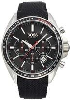 HUGO BOSS Men's 'Driver Sport' Chronograph Watch, 47Mm