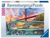 Ravensburger Golden Gate - 1000pc Puzzle