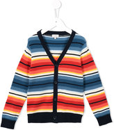 Paul Smith striped cardigan - kids - Cotton - 3 yrs