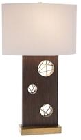 John-Richard Collection Windows Table Lamp
