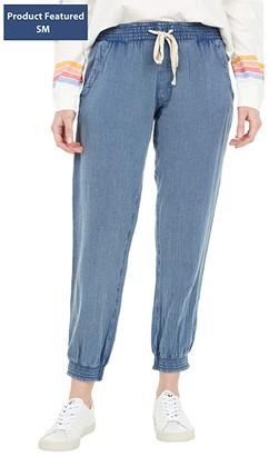 Rip Curl Classic Surf Pant (Slate Blue) Women's Casual Pants